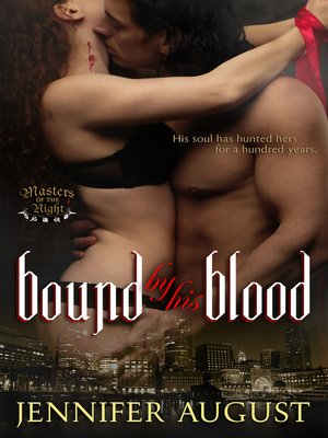 cover image of Bound by His Blood