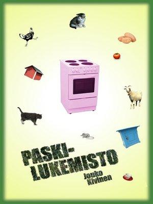 cover image of Paskilukemisto