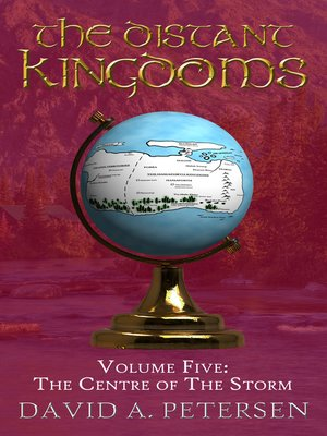 cover image of The Distant Kingdoms Volume Five