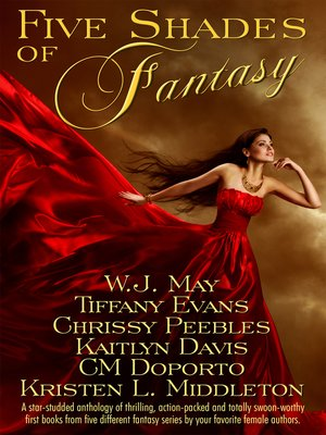cover image of Five Shades of Fantasy