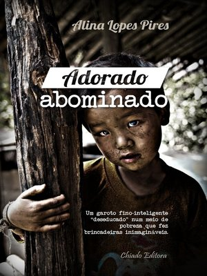 cover image of Adorado Abominado
