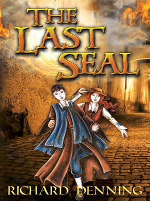 cover image of The Last Seal