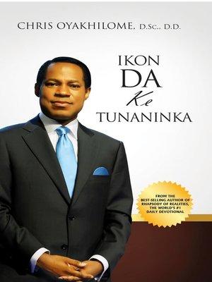 cover image of Ikon Da Ke Tunaninka