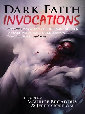 cover image of Dark Faith Invocations