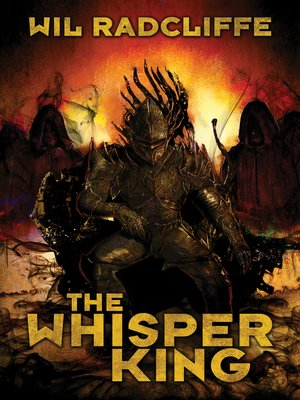 cover image of The Whisper King