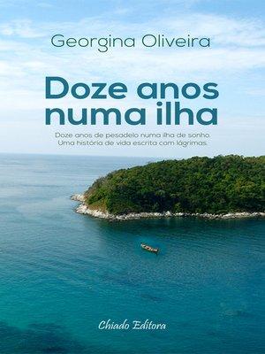 cover image of Doze Anos num Ilha