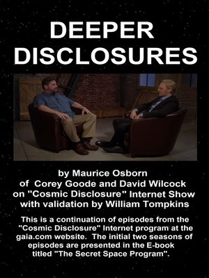 cover image of Deeper Disclosures