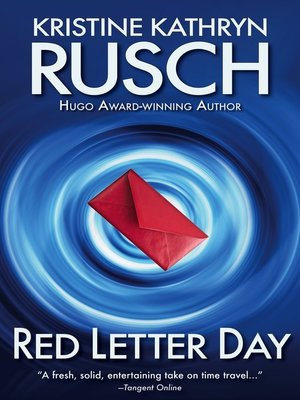 cover image of Red Letter Day
