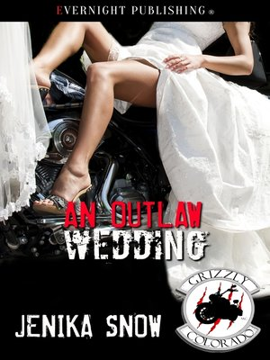 cover image of An Outlaw Wedding