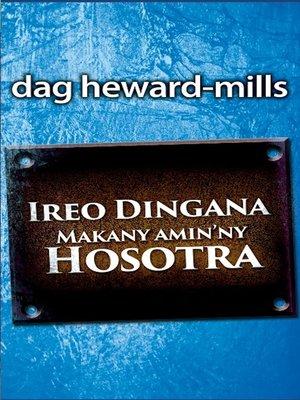 cover image of Ireo Dingana mankany amin'ny Hosotra