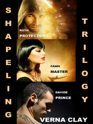 cover image of Shapeling Trilogy Collection