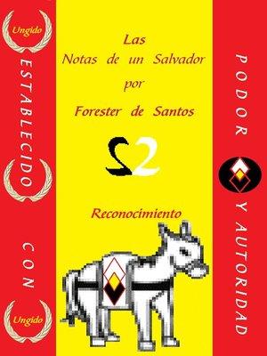 cover image of Las Notas de un Salvador