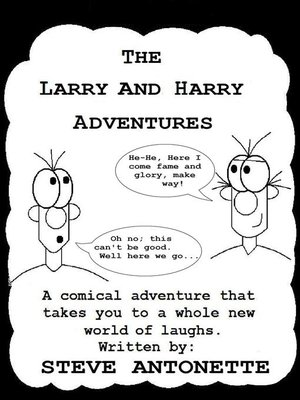 cover image of The Larry and Harry Story