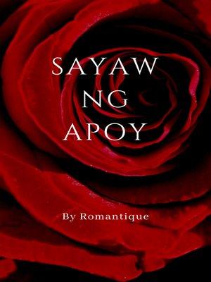 cover image of Sayaw ng Apoy