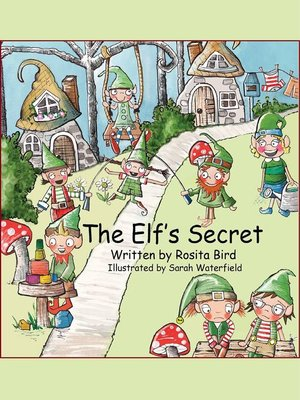 cover image of The Elf's Secret