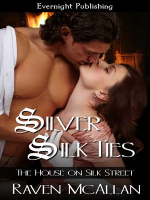 cover image of Silver Silk Ties