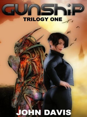 cover image of Gunship (Trilogy One)