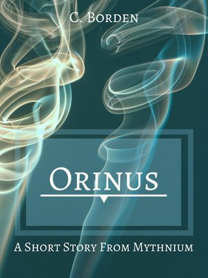 cover image of Orinus
