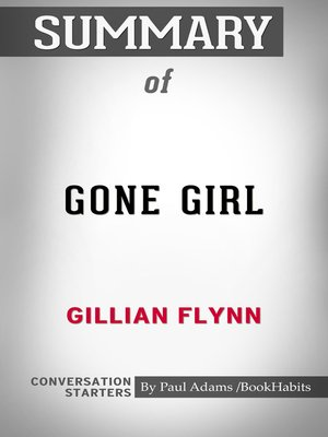 cover image of Summary of Gone Girl