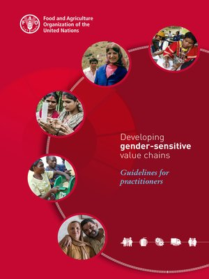cover image of Developing Gender-Sensitive Value Chains