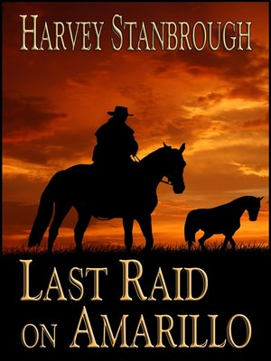 cover image of Last Raid on Amarillo