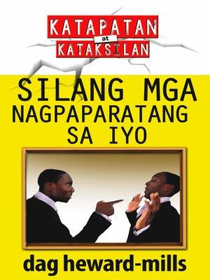 cover image of Silang Mga Nagpaparatang Sa Iyo