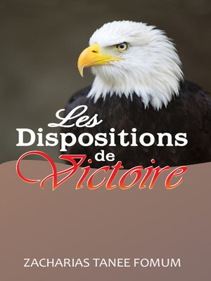 cover image of Les Dispositions De Victoire