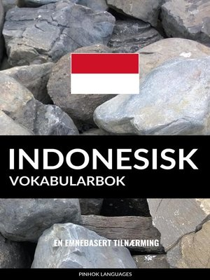 cover image of Indonesisk Vokabularbok