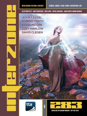 cover image of Interzone #283 (September-October 2019)