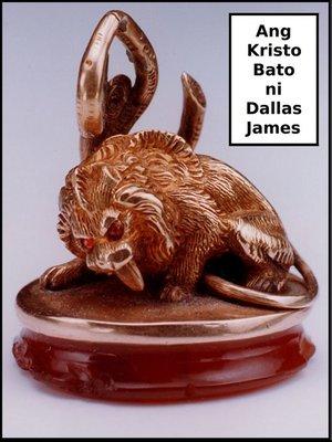 cover image of Ang Cristo Bato