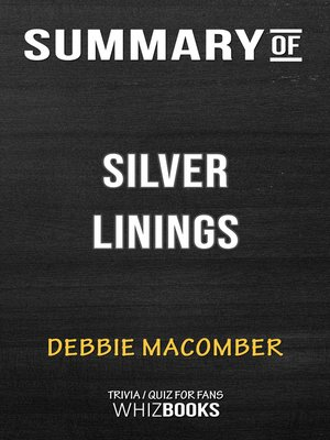 cover image of Summary of Silver Linings