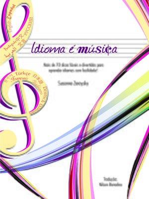 cover image of Idioma é música
