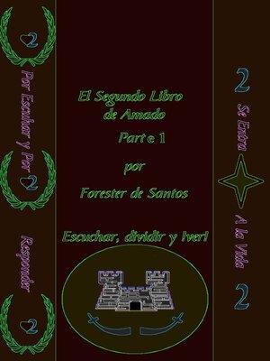 cover image of El Segundo Libro de Amado