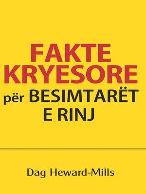 cover image of Fakte Kryesore Për Besimtarët E Rinj