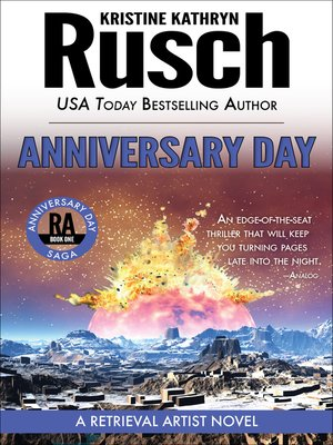 cover image of Anniversary Day