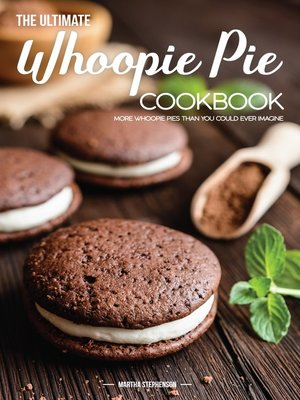 cover image of The Ultimate Whoopie Pie Cookbook