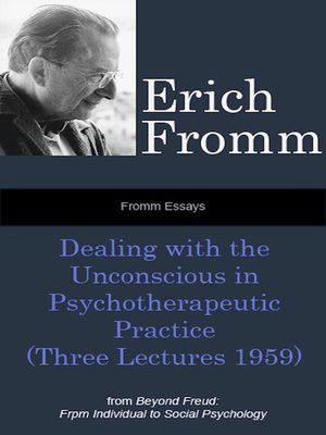 cover image of Fromm Essays