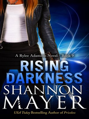 cover image of Rising Darkness (A Rylee Adamson Novel, Book 9)