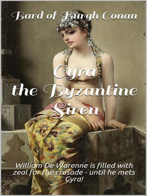 cover image of Cyra the Byzantine Siren
