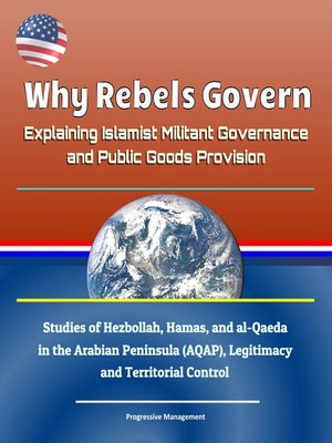 cover image of Why Rebels Govern