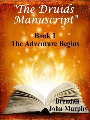 "cover image of ""The Druids Manuscript"""