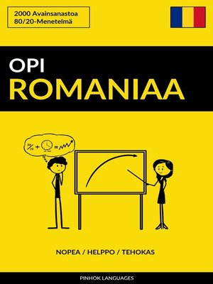 cover image of Opi Romaniaa