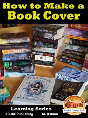 cover image of How to Make a Book Cover