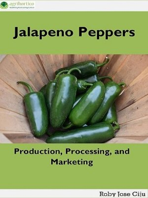 cover image of Jalapeno Peppers