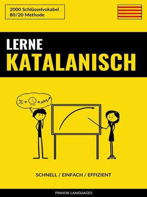 cover image of Lerne Katalanisch