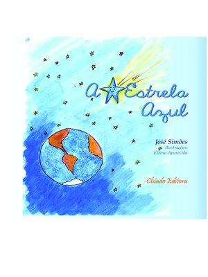 cover image of A Estrela Azul