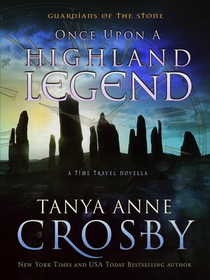 cover image of Once Upon a Highland Legend