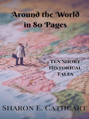 cover image of Around the World in 80 Pages