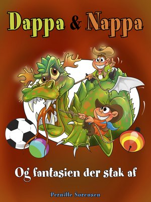 cover image of Dappa & Nappa
