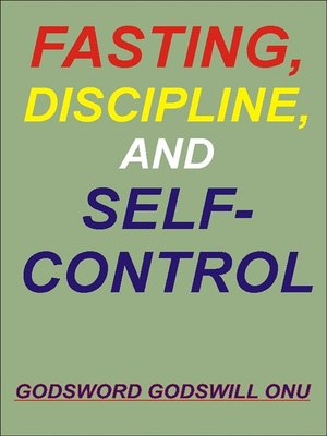 cover image of Fasting, Discipline, and Self-control